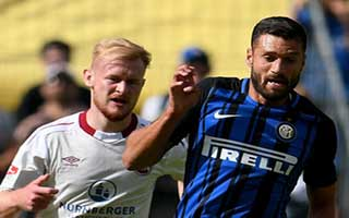 Inter vs Nurnberg