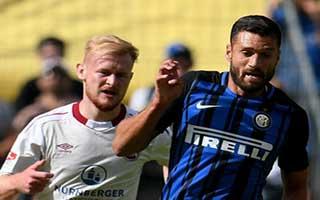 Inter vs Nurnberg