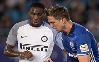 Inter vs Schalke