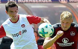 Nurnberg vs Kaiserslautern