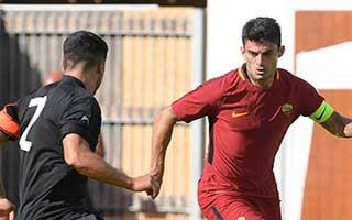 Pinzolo vs AS Roma