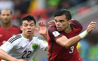 Portugal vs Mexico