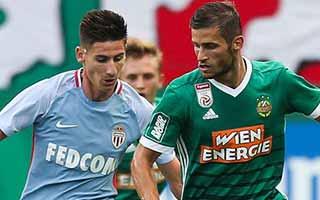Rapid Wien vs AS Monaco