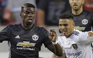 Real Salt Lake vs Manchester United
