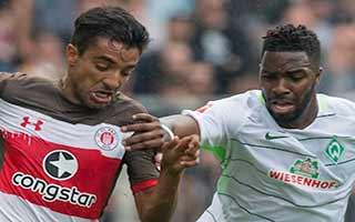 St. Pauli vs Werder Bremen