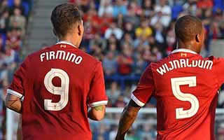 Tranmere Rovers vs Liverpool