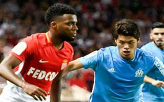 AS Monaco vs Marseille