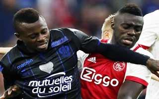 Ajax vs Nice