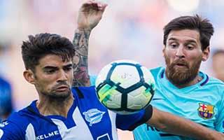 Alaves vs Barcelona