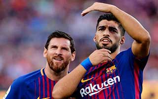 Barcelona vs Chapecoense AF