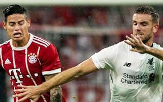 Bayern Munich vs Liverpool