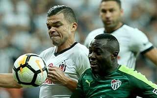 Besiktas vs Bursaspor