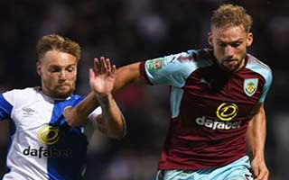 Blackburn Rovers vs Burnley