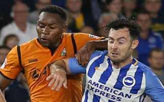 Brighton & Hove Albion vs Barnet