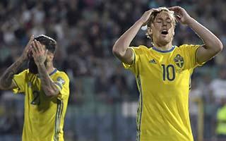 Bulgaria vs Sweden