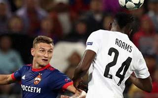 CSKA Moscow vs Young Boys