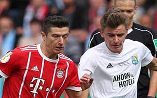 Chemnitzer FC vs Bayern Munich