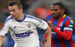 Crystal Palace vs Ipswich Town