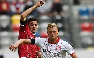 Fortuna Dusseldorf vs Kaiserslautern