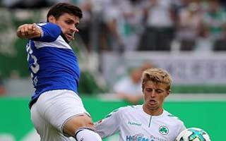 Greuther Furth vs Arminia Bielefeld
