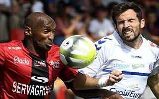 Guingamp vs Strasbourg