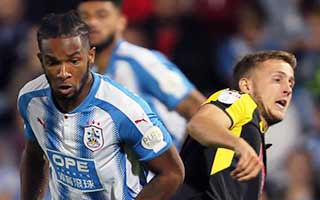 Huddersfield Town vs Rotherham United