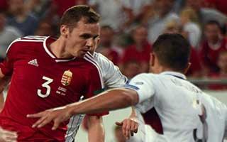 Hungary vs Latvia