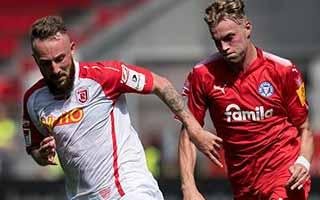 Jahn Regensburg vs Holstein Kiel