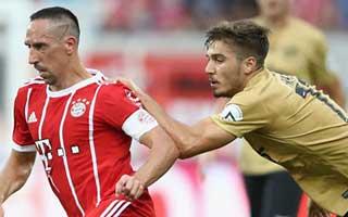 Kickers Offenbach vs Bayern Munich