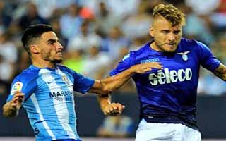 Malaga vs Lazio