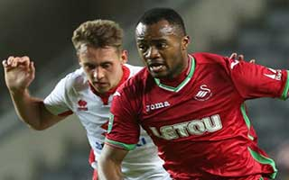 Milton Keynes Dons vs Swansea City