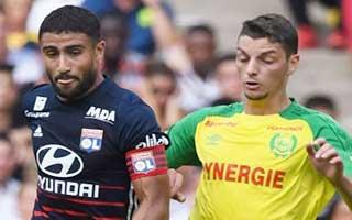 Nantes vs Lyon