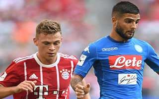 Napoli vs Bayern Munich