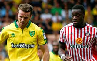 Norwich City vs Sunderland