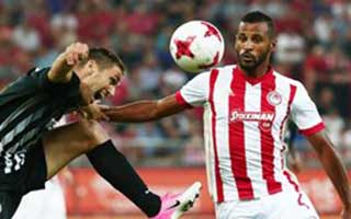 Olympiacos vs Partizan Beograd