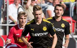 RW Erfurt vs Borussia Dortmund