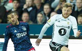 Rosenborg vs Ajax