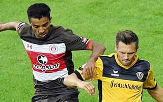 St. Pauli vs Dynamo Dresden