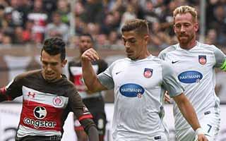 St. Pauli vs Heidenheim