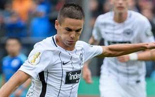 TuS Erndtebrueck vs Eintracht Frankfurt