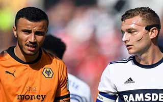 Wolverhampton Wanderers vs Middlesbrough