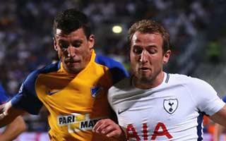 APOEL Nicosia vs Tottenham Hotspur