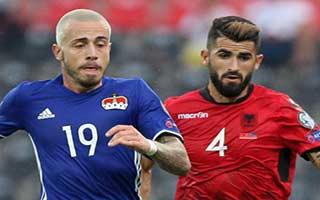 Albania vs Liechtenstein