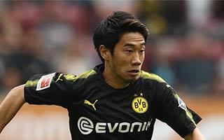 Augsburg vs Borussia Dortmund
