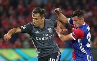 Basel vs Benfica