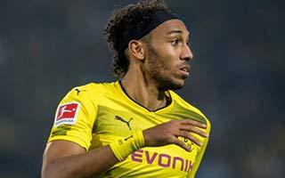 Borussia Dortmund vs Borussia Monchengladbach