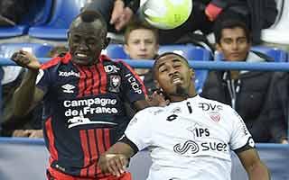 Caen vs Dijon