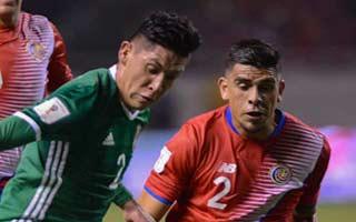 Costa Rica vs Mexico