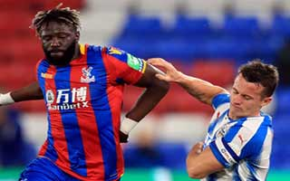 Crystal Palace vs Huddersfield Town