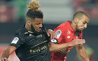 Dijon vs Saint-Etienne